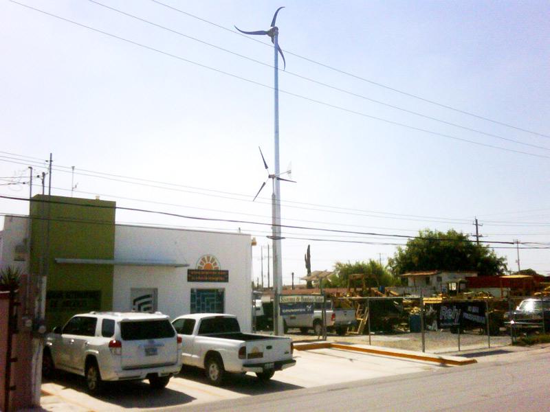 Oficina de Energía Alternativa de México.